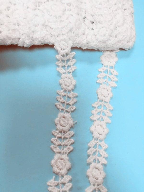 tissu de coton de 20 yard cm 1,3 cm yard 0,51