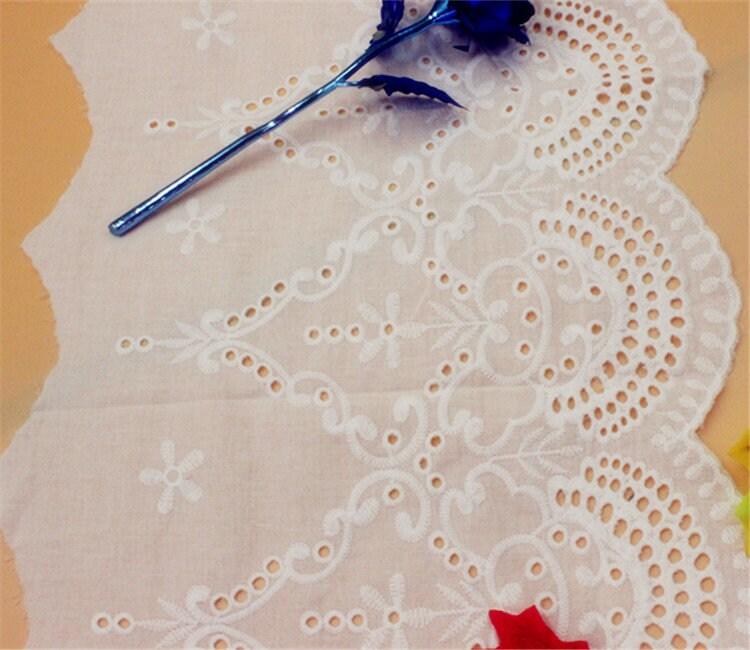 tissu de coton 5 yard 27cm bandes 10,62