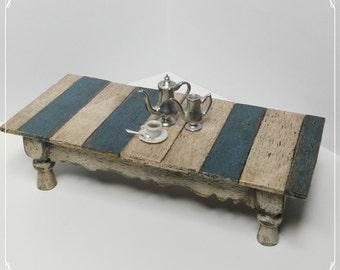 Mediterranean low table