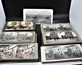 Stereoscope Lestrade Simplex  Photography ViewerHoliday ViewsChild ToyPhoto CollectionVintage Vision 3D Images