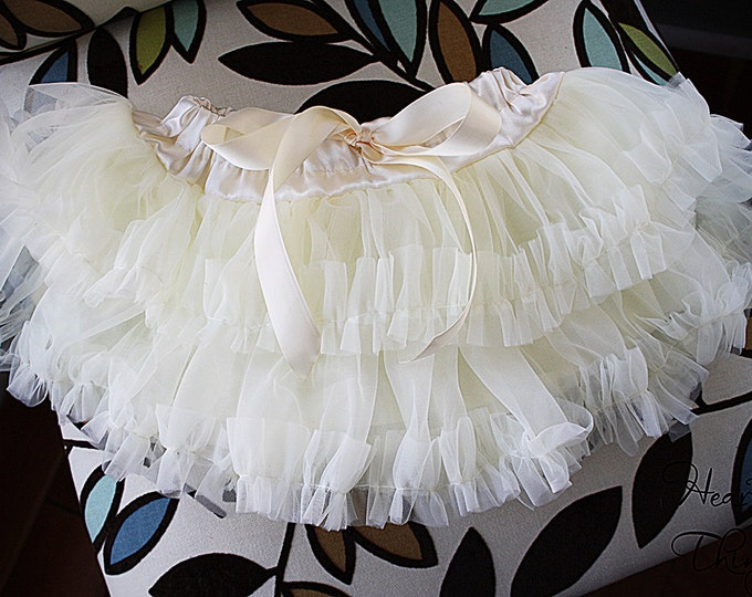 Pettiskirt, birthday skirt, cake smash skirt, tutu, pink tutu, ballerina tutu, ballet skirt, vintage skirt, fluffy skit, ruffle skirt