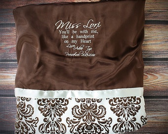 Add Embroidery to Blanket, Minky Blanket personalization, soft blanket embroidery, Heartstring Things,Gift Ideas