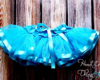 Chiffon Pixie Pettiskirt, Ribbon Skirt, Pettiskirt, Girls Ribbon Skirt, Girls Tutu, Baby Skirt