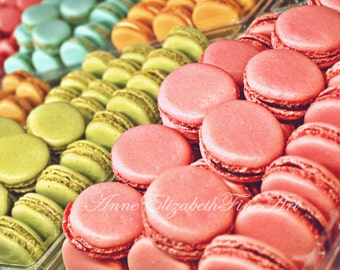 Laduree,Kitchen Art, Food,Macaron Print,Macaroons Photography, Sweets,Pastel,Dorm Decor,Pâtisserie,Pastry,Paris,Nursery,Preppy,Dreamy,French
