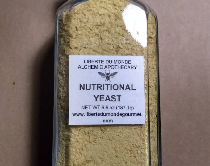 Nutritional Yeast Gluten Free in a Variety of Sizes and Packaging