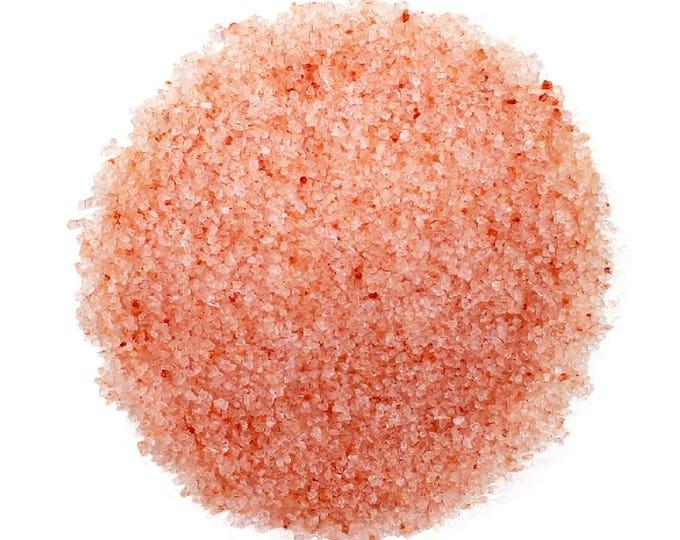 Himalayan Pink Salt (Fine Grain) Variety of Packaging