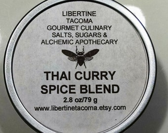 Thai Curry Spice Blend