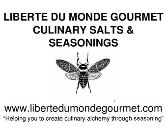 Shirts Liberte Du Monde Gourmet Logo