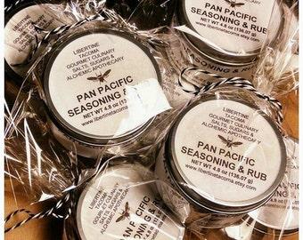 Pan Pacific Seasoning & Rub in 4 oz Tin by Volume