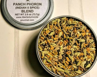 Panch Phoron Bengali Five Spice Blend