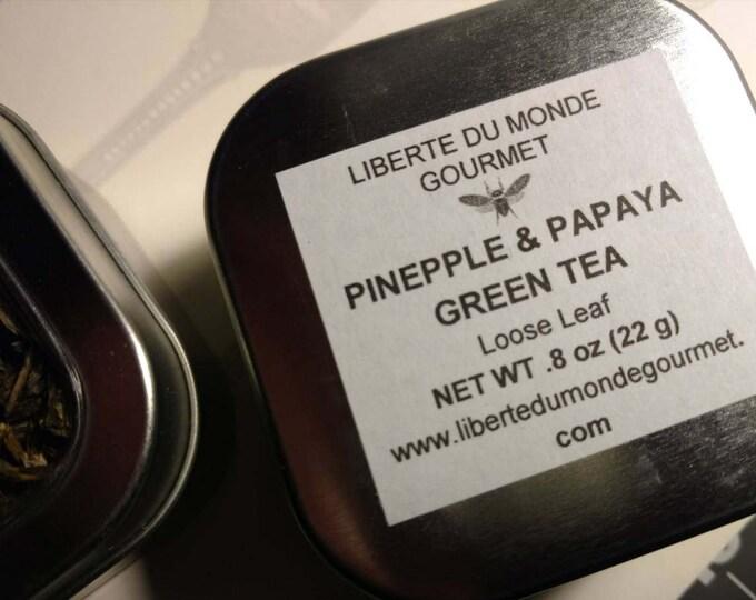 Loose Leaf Tea Sampler Set