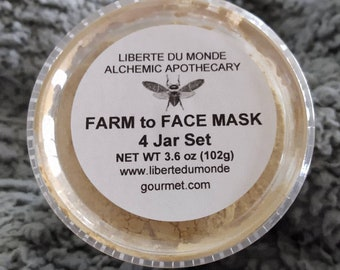 Farm to Face Mask Sampler Set