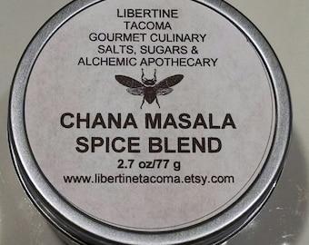 Chana Masala Spice Blend