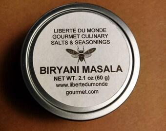 Biryani Masala in 4 oz Tin by Volume
