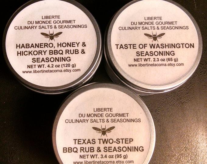 Gourmet BBQ Rubs and Seasonings Part 2
