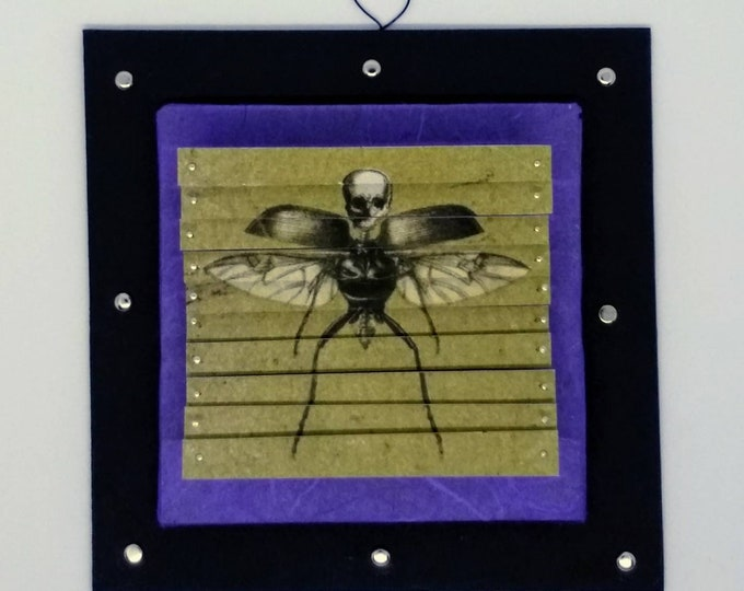 Metamorphosis Pin Sculpture