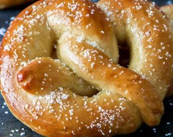 Pretzel Salt Kosher YUM