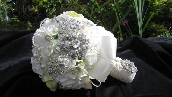 Vollen Preis Brosche Bouquet Hochzeit Broach Blumenstrauss Etsy
