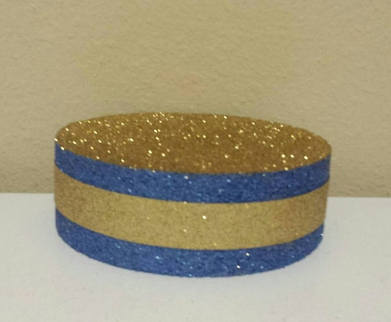 Royal Blue Gold Oder Silber Lollipop Oder Cake Pop Stehen Etsy