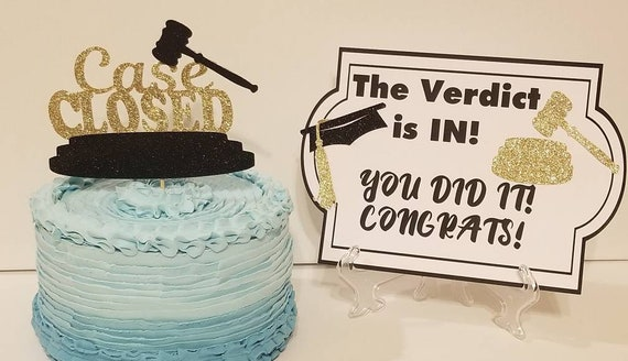 You Choose Colors Case Closed Cake Or Centerpiece Topper