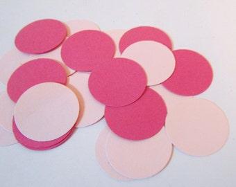 100  Shades of Pink  Confetti Wedding Birthday Party 1st Birthday Princess Invitation