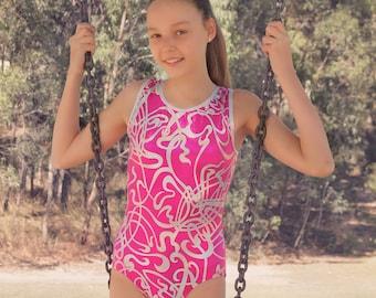 Gymnastics Leotards 9 Sewing Pattern Teens Gymnastics Leotard Gym Ballet Dance Costume pdf Sewing Pattern Womens Sizes