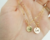 Anklet thin chain