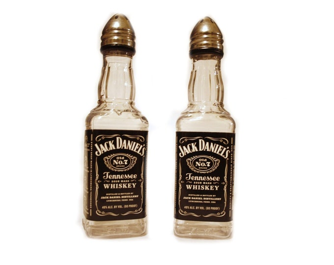 ONE ONLY - JD Salt and Pepper Shakers