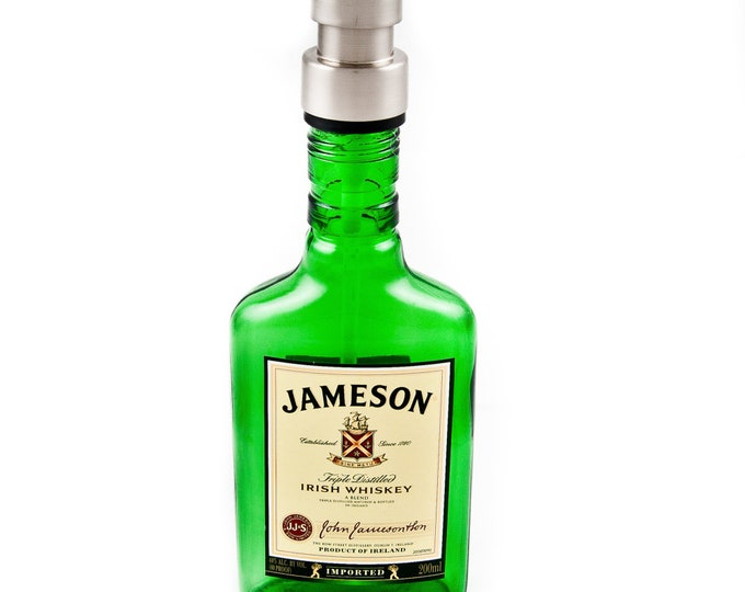 Jameson Bottle Soap , Sanitizer or Lotion Dispenser