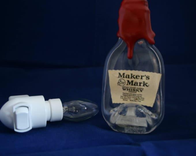 Markers Mark Bottle Night Light
