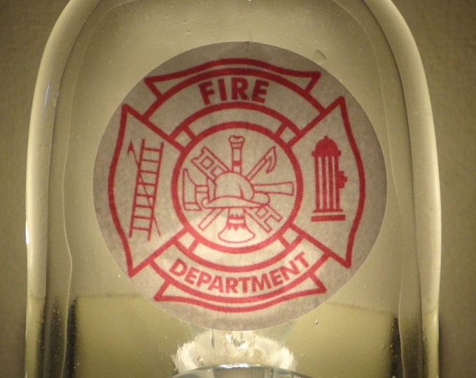 Night Light- Fire Department