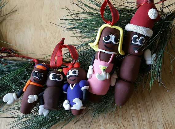 The Hankey Family Christmas Poo Ornament Collection South | Etsy
