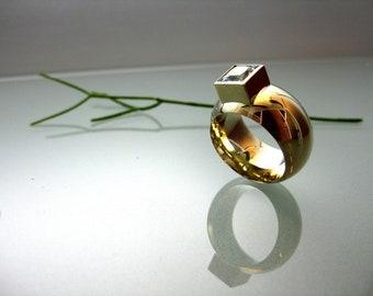 my gold ring~