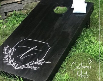 Custom Vinyl Decal | Custom Design | Custom Wedding Signs | Design Proof | See It Before You Buy It