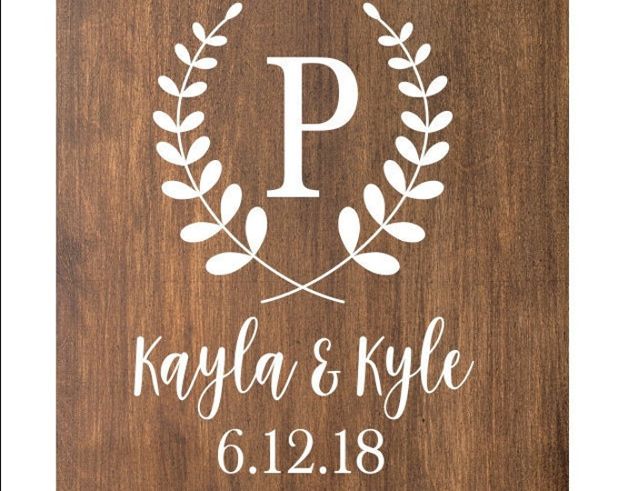 Wedding Decals