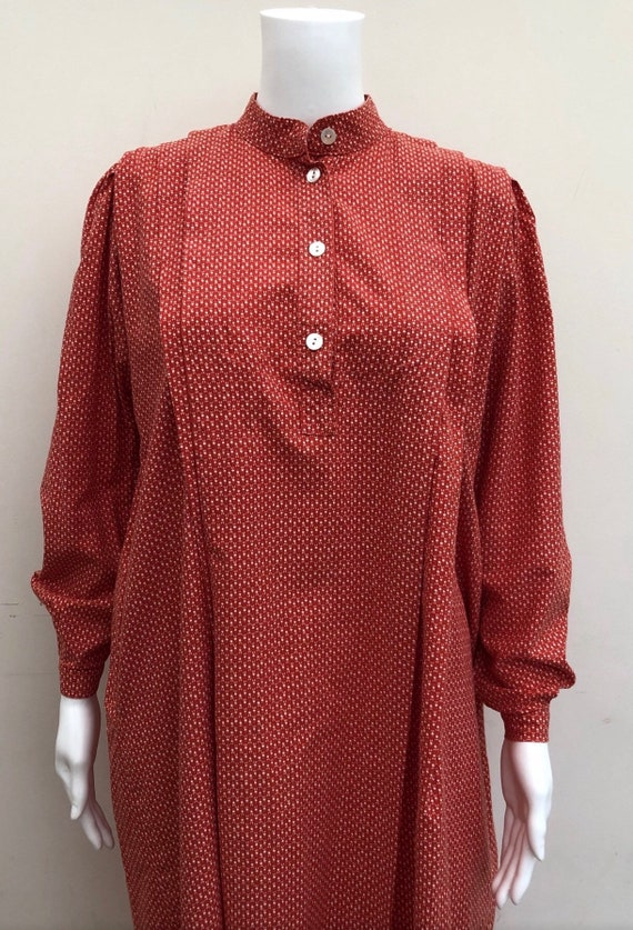 Great Vintage Laura Ashley Smock - image 1