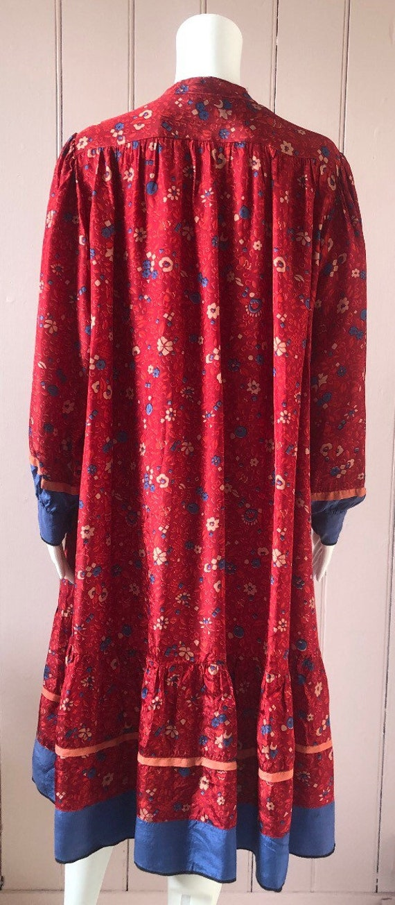 Lovely 1970's/80's Indian Dress - image 3