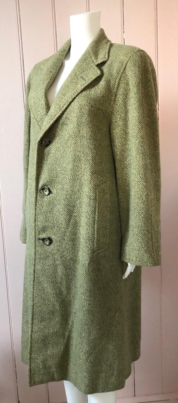 Lovely 1940's CC41 Coat - image 7
