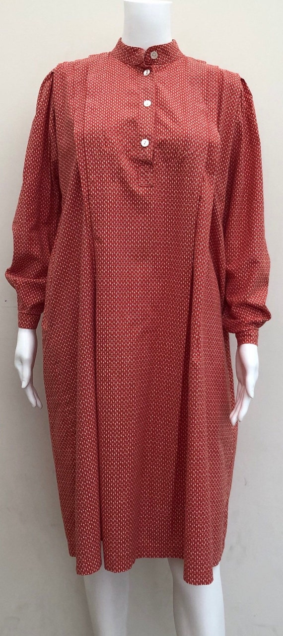 Great Vintage Laura Ashley Smock - image 3