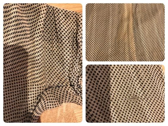 Amazing Edwardian Dress with overskirt - image 10
