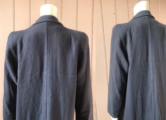 Reserved Fantastic 1940's Wool Coat - image 5