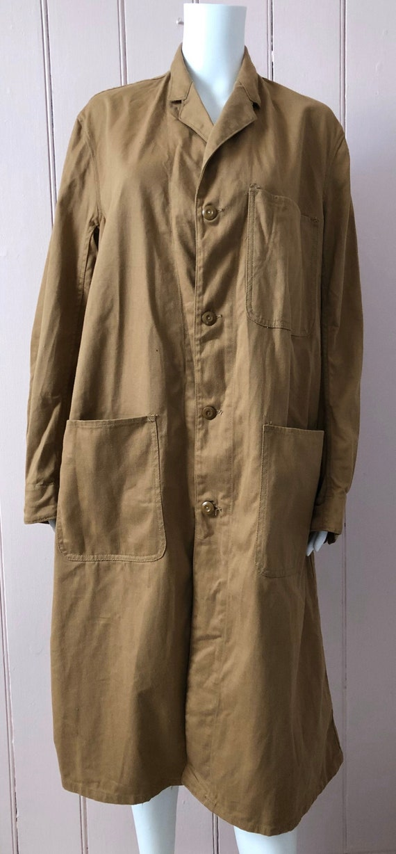 Superb 1940's Workwear Overall