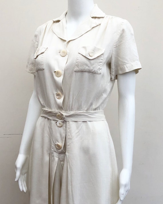 Fantastic 1940's Playsuit