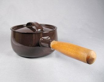 Arabia Finel Seppo Mallet era enamel sauce pot