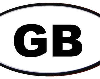 Country Car Bumper Sticker / Decal - ANY