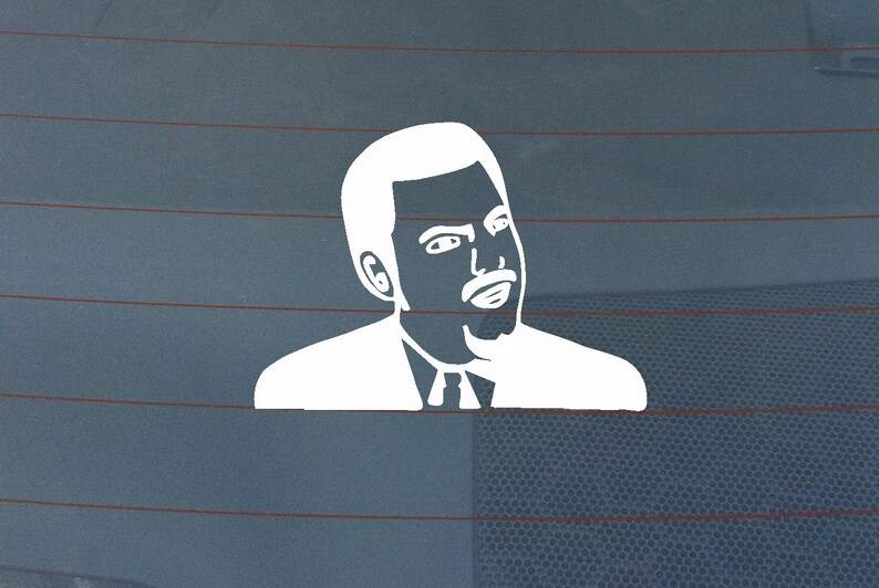 Are You Serious Vinyl Decal image 0