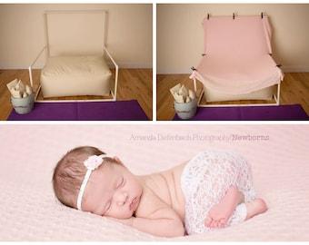 Posey Pillow combo set  ~ Posey Pillow Rectangulum and Backdrop stand