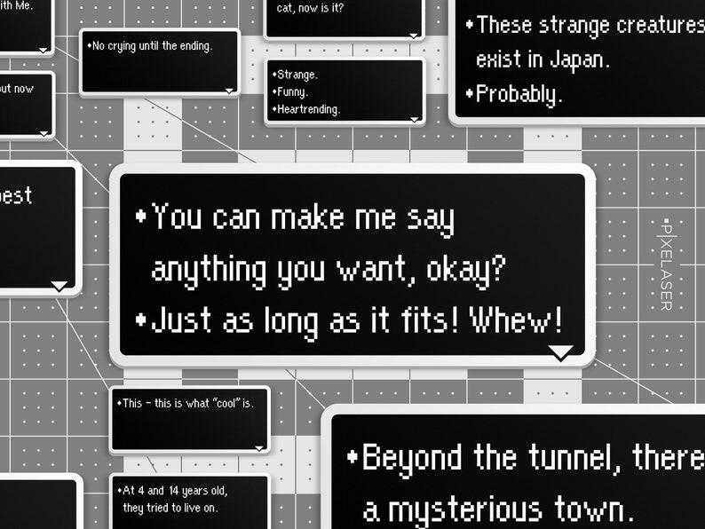 CUSTOM  Earthbound Dialog Box image 0