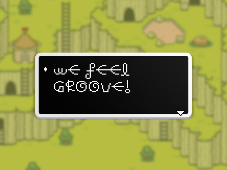 We Feel Groove  Mr. Saturn Dialog Box image 0