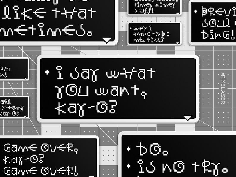 CUSTOM  Mr. Saturn Dialog Box image 0